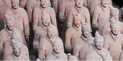 China triangle tour - Xian - Terra-Cotta Warriors